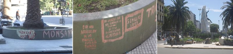 Graffiti monsanto