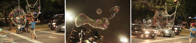 Bubble series 5