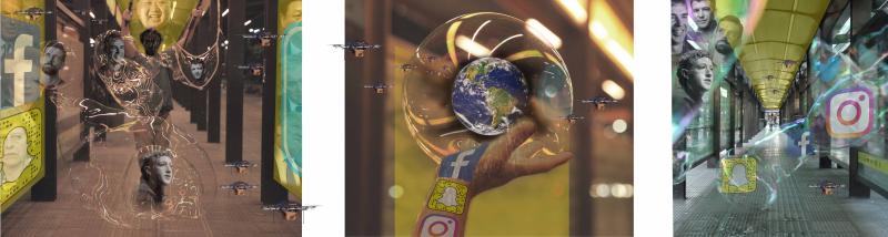 Bubbles and Social Media